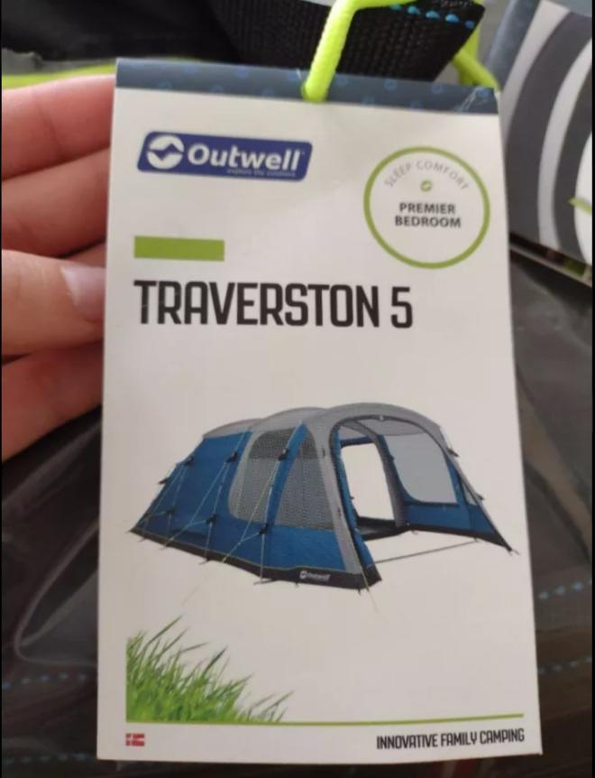 Outwell Traverston 5 Traverston 5