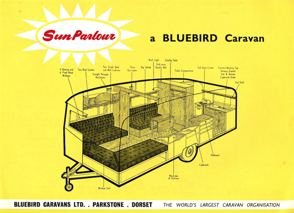 Bluebird Sunparlour