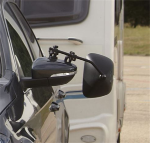 Towing Mirrors are a Legal Requirement