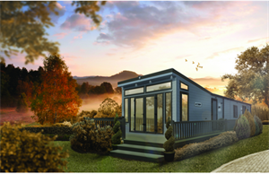 Willerby's vogue Nouveau park home