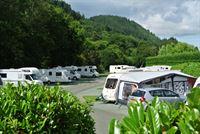 Riverside Touring Park Betws-y-Coed (The Caravan & Motorhome Club AS)