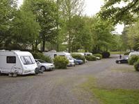 Balbirnie Park Caravan and Motorhome Club Site