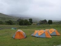 Gwern Gof Isaf Campsite