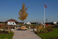 New Forest Caravan and Motorhome Club Centenary Site
