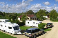 Plough Lane Caravan Site (Tranquil adults-only)