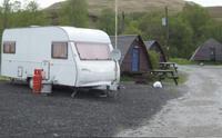 Strathfillan Wigwam Village Camping Site