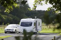Teesdale Barnard Castle Caravan and Motorhome Club Site