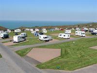 Damage Barton Caravan & Camping Site