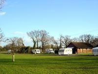 Gatwick Caravan and Motorhome Club Site