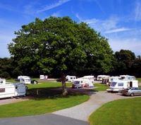 Black Knowl Caravan and Motorhome Club Site