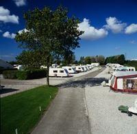 Blackpool South Caravan and Motorhome Club Site