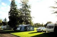 Bladon Chains Caravan and Motorhome Club Site