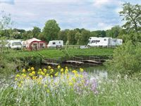 Boroughbridge Camping and Caravanning Club Site