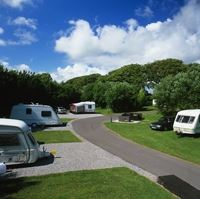 Modbury Caravan and Motorhome Club Site