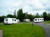 Norfolk Broads Caravan and Motorhome Club Site