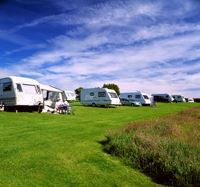Ilfracombe Caravan and Motorhome Club Site