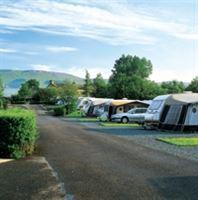 Hawes Caravan and Motorhome Club Site