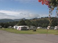 Brecon Beacons Caravan and Motorhome Club Site