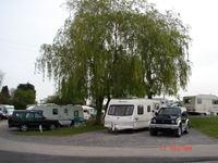 Cadeside Caravan and Motorhome Club Site