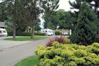 Chatsworth Park Caravan and Motorhome Club Site