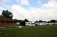 Cheddar Caravan and Motorhome Club Site