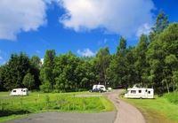 Clachan Caravan and Motorhome Club Site