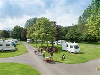 Clitheroe Camping and Caravanning Club Site
