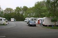 Coed-Y-Llwyn Caravan and Motorhome Club Site