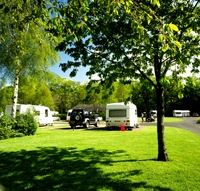 Ayr Craigie Gardens Caravan and Motorhome Club Site