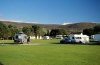 Brora Caravan and Motorhome Club Site