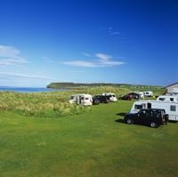 Dunnet Bay Caravan and Motorhome Club Site