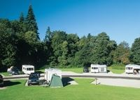 Englethwaite Hall Caravan and Motorhome Club Site