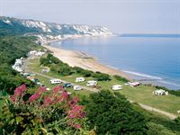 Folkestone Camping and Caravanning Club Site