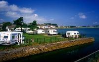Garlieston Caravan and Motorhome Club Site