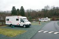 Melrose Gibson Park Caravan and Motorhome Club Site