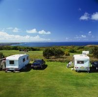 Godrevy Park Caravan and Motorhome Club Site