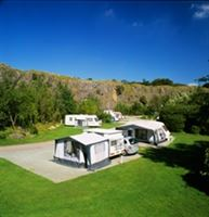 Buxton Caravan and Motorhome Club Site