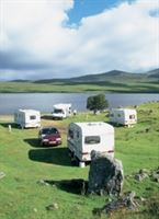 Altnaharra Caravan and Motorhome Club Site