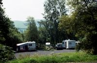 Gwern-Y-Bwlch Caravan and Motorhome Club Site