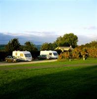 Richmond Hargill House Caravan and Motorhome Club Site