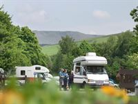 Hayfield Camping and Caravanning Club Site