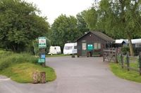 Salisbury Hillside Caravan and Motorhome Club Site