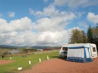 Kielder Water Caravan Park (The Caravan and Motorhome Club Affiliated Site)