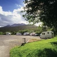 Kinlochewe Caravan and Motorhome Club Site
