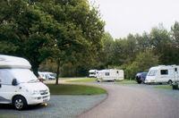 Longleat Caravan and Motorhome Club Site