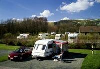 Castleton Caravan and Motorhome Club Site