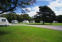 North Yorkshire Moors Caravan and Motorhome Club Site