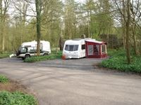 Kendal Caravan and Motorhome Club Site