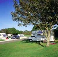 Merrose Farm Caravan and Motorhome Club Site