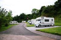 Minehead Caravan and Motorhome Club Campsite
